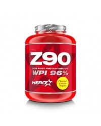 Z90 CFM WHEY PROTEIN ISOLATE 2000 GRS - HERO TECH