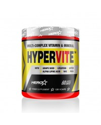 HYPERVITE MULTI COMPLEX VITAMIN 60 CAPS - HERO TECH