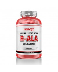 R-ALA 50 CAPSULAS - HERO TECH NUTRITION
