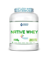 NATIVE WHEY 908 GRS - SCIENTIFFIC NUTRITION