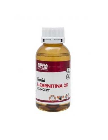 LIQUID L-CARNITINA 2G CONCEPT 500 ML- MEGAPLUS