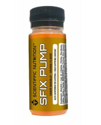SFIX PUMP VIAL 60 ML - SCIENTIFFIC NUTRITION
