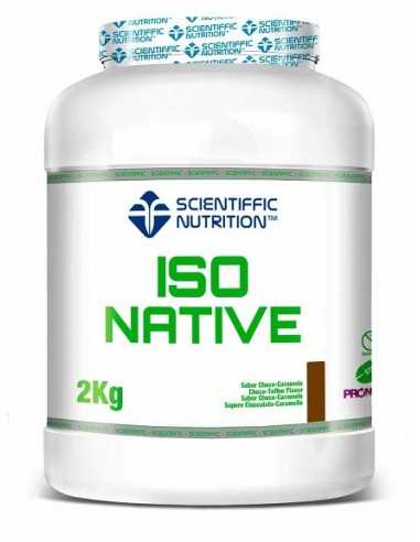 ISO NATIVE 2 KGS - SCIENTIFFIC NUTRITION
