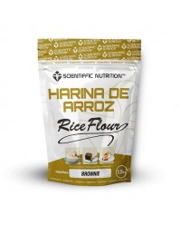 HARINA DE ARROZ GOURMET 1.5 KGS - SCIENTIFFIC NUTRITION