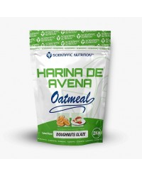 HARINA DE AVENA 2 KG - SCIENTIFFIC NUTRITION