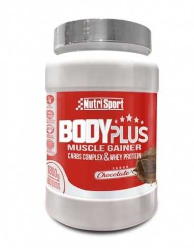 BODY PLUS MUSCLE GAINER 1800 GRS -...