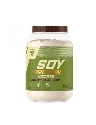SOY PROTEIN ISOLATE 750 GRS - TREC...