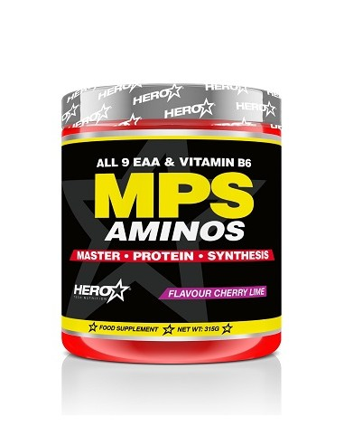 MPS AMINOS MASTER PROTEIN SYNTHESIS 315 GRS - HERO TECH