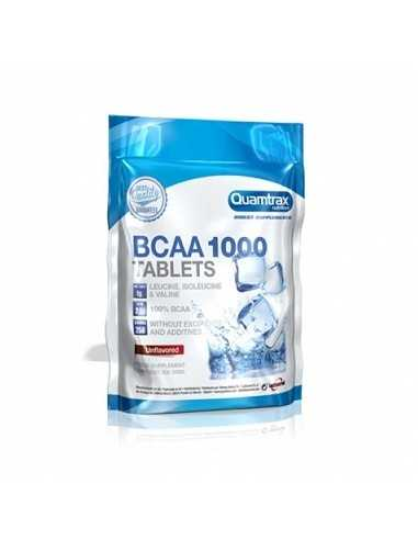 BCAA 1000 500 TABLETAS - QUAMTRAX NUTRITION