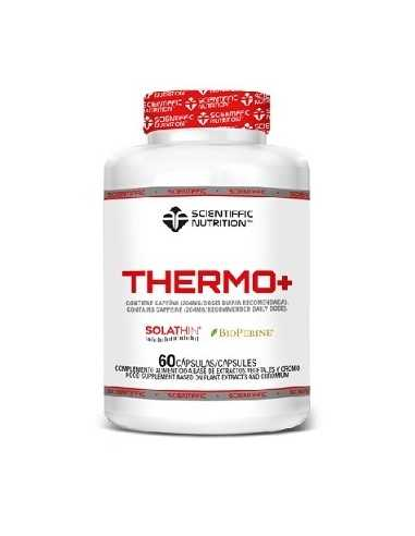 THERMO+ 60 CAPSULAS - SCIENTIFFIC...