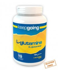 L-GLUTAMINA 120 - KEEPGOING