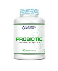 PROBIOTIC 60 CAPS - SCIENTIFFIC NUTRITION