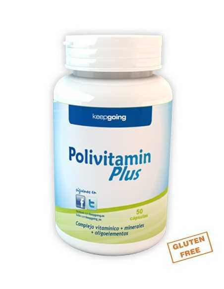 POLIVITAMIN PLUS 50 COMP - KEEPGOING