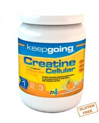 CREATINE CELLULAR CREAPURE 800 GRS - KEEPGOING