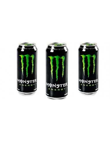 BEBIDA ENERGETICA MONSTER 500 ML UNID.