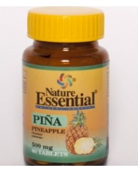 PIÑA 500 MG 60 TABS - NATURE ESSENTIAL