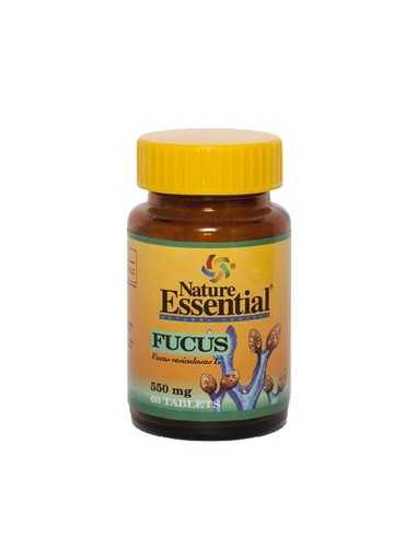 FUCUS 500 MG 60 TAB - NATURE ESSENTIAL