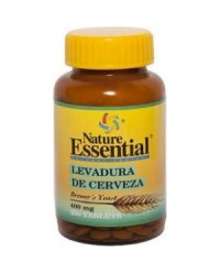 LEVADURA DE CERVEZA 400 MG 800 TABS - NATURE ESSENTIAL