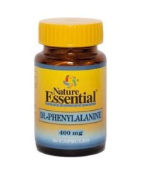 DL-PHENYLALANINE 400 MG 50 CAPS - NATURE ESSENTIAL