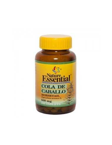 COLA DE CABALLO 500 MG 250 TAB - NATURE ESSENTIAL