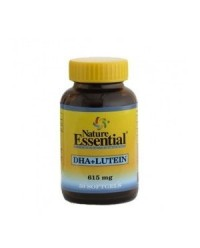 DHA+LUTEIN 615 MG 50 PERLAS - NATURE ESSENTIAL