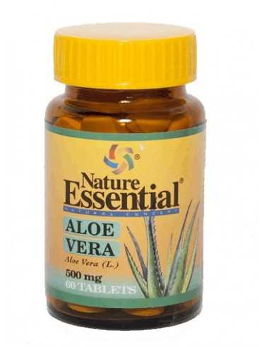ALOE VERA 500 MG 60 TAB - NATURE ESSENTIAL