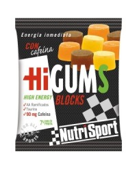 HI GUMS BLOCKS HIGH ENERGY 1 BOLSA DE 10 UNIDS - NUTRISPORT